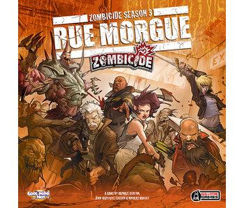 Zombicide Saison 3 : Rue Morgue (Français)
