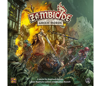 Zombicide Black Plague - Green Horde S2 (Français)