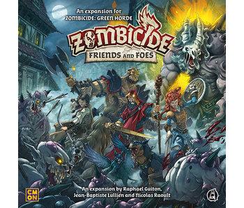Zombicide Black Plague - Friends And Foes (Français)
