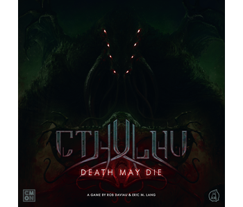 Cthulhu - Death May Die