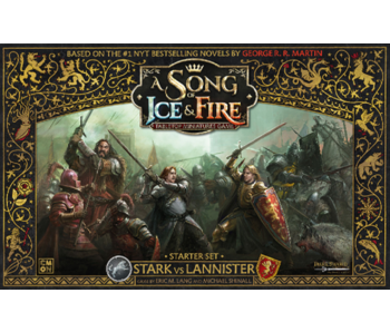 A Song of Ice & Fire - Stark vs Lannister Starter Set
