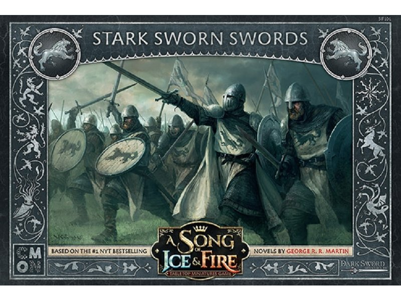 CMON A Song of Ice & Fire - Stark Sworn Swords
