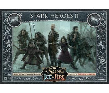 A Song of Ice & Fire - Stark Heroes Box #2