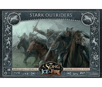 A Song of Ice & Fire - Stark Outriders
