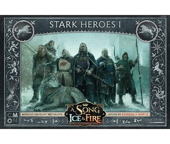 A Song of Ice & Fire - Stark Heroes Box #1