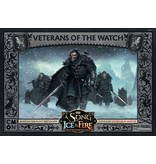 CMON A Song of Ice & Fire - Night's Watch Veterans of The Watch