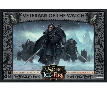 A Song of Ice & Fire - Night's Watch Veterans of The Watch