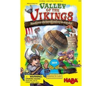 Valley of The Vikings (Multi-Language)
