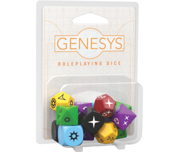 Genesys - Roleplaying Dice