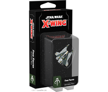 X-Wing 2nd Edition: Fang Fighter Expansion Pack