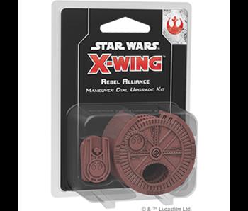 X-Wing 2nd Edition: Rebel Maneuver Dial Upgrade Kit