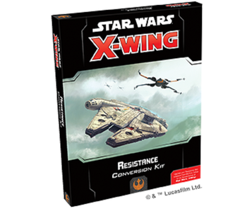 X-Wing 2nd Edition: Resistance Conversion Kit