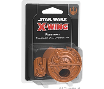 X-Wing 2nd Edition: Resistance Maneuver Dial Kit