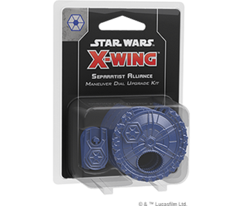 X-Wing 2nd Edition: Separatist Alliance Dial Upgrade