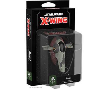 X-Wing 2nd Edition: Slave 1 Exp. Pack