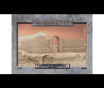 Battlefield in a Box - GW Desert Walls