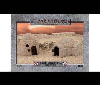 Battlefield in a  Box - GW Desert Buildings