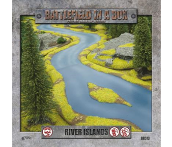 Battlefield in a Box River Expansion - Island