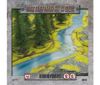 Battlefield in a Box River Expansion - Fords