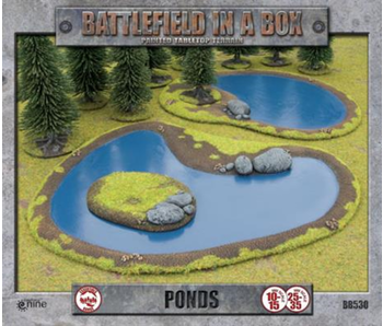 Battlefield in a Box - Ponds