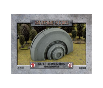 Battlefield in a Box - GW Power Generator