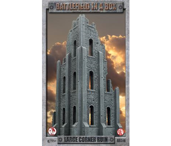 Battlefield in a Box: Gothic Large Corner Ruin