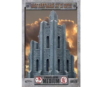 Battlefield in a Box: Gothic Medium Corner Ruin