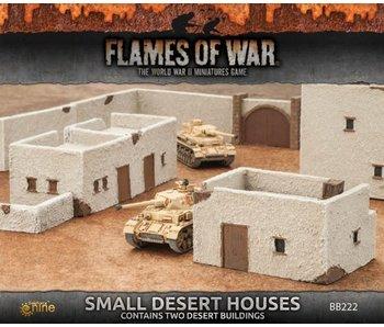 Battlefield in a Box - Small Desert Houses