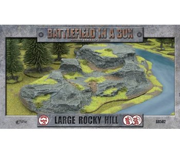 Battlefield in a Box - Large Rocky Hill