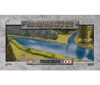 Battlefield in a Box River Expansion - Tributaries
