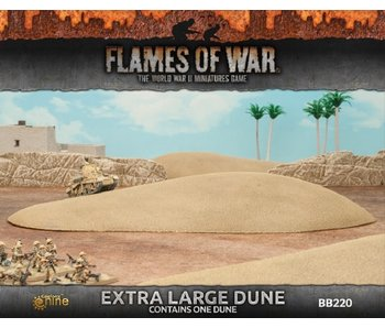 Battlefield in a Box - Extra Large Dune (1)