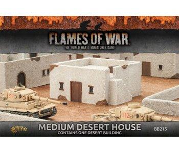 Battlefield in a Box - Medium Desert House