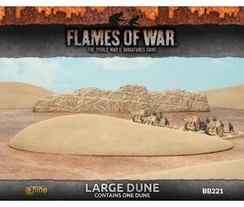 Battlefield in a Box - Large Dune (1)