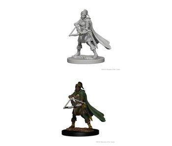 D&D Unpainted Minis Wv1 Human Female Ranger