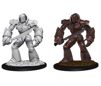 D&D Unpainted Minis Wv10 Iron Golem