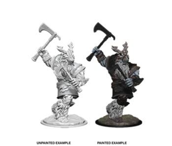D&D Unpainted Minis Wv6 Frost Giant Male