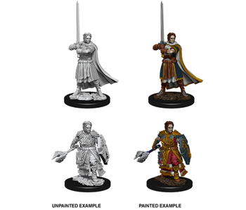 D&D Unpainted Minis Wv8 Male Human Cleric