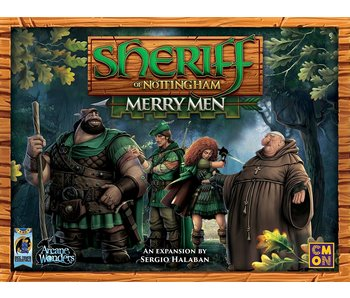 Sheriff of Nottingham - Merry Men expansion
