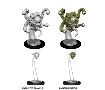 D&D Unpainted Minis Wv9 Spectator And Gazers