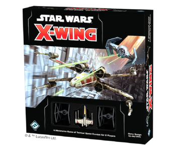 X-Wing 2nd Edition - Core Set