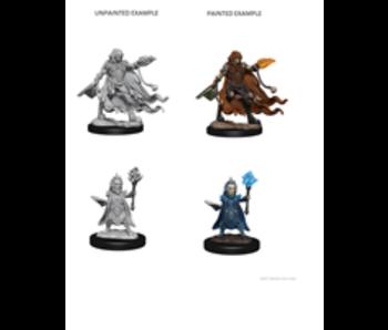 Pathfinder Unpainted Minis Wv2 Evil Wizards