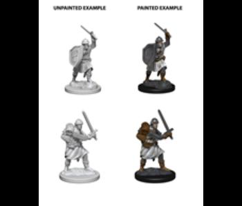 Pathfinder Unpainted Minis Wv4 Infantrymen