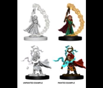 Pathfinder Unpainted Minis Wv5 Gnome Female Sorcerer