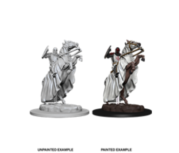 Pathfinder Unpainted Minis Wv5 Knight On Horse