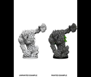 Pathfinder Unpainted Minis Wv5 Medium Earth Elemental