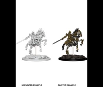 Pathfinder Unpainted Minis Wv5 Skeleton Knight On Horse