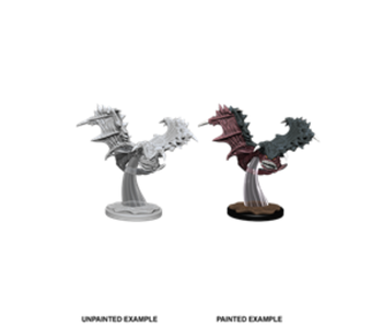 Pathfinder Unpainted Minis Wv6 Flying Ray