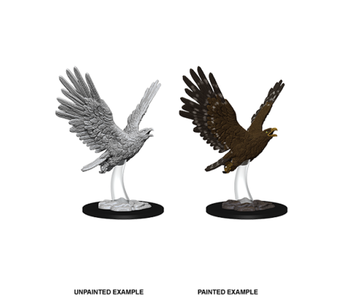 Pathfinder Unpainted Minis Wv9 Giant Eagle