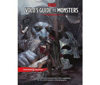 Dungeons & Dragons 5e - Volo's Guide to Monsters
