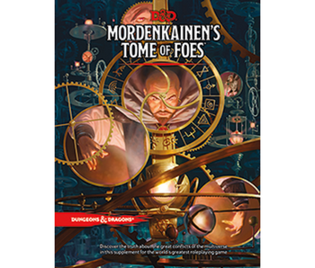 Dungeons & Dragons 5e - Mordenkaien's Tome of Foes